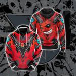 Soul Eater Logo Unisex 3D Hoodie