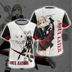 Soul Eater I Will Take Your Soul Unisex 3D T-shirt