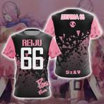 One Piece - Reiju Unisex 3D T-shirt