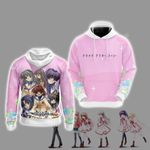 Clannad After Story Unisex 3D Hoodie