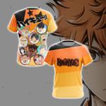 Haikyuu New Style Unisex 3D T-shirt