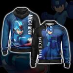 Mega Man Version 2020 Unisex Zip Up Hoodie