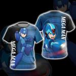 Mega Man Version 2020 Unisex 3D T-shirt