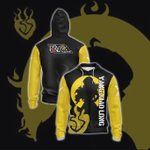 Yang Xiao Long New Collection RWBY Zip Up Hoodie