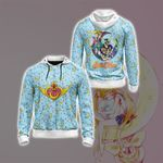 Sailor Moon - Characters New Style Unisex Zip Up Hoodie