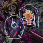 The Seven Deadly Sins Meliodas New Style 3D Hoodie