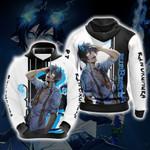 Blue Exorcist Rin Okumura New Version Unisex 3D Hoodie
