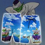 Dragon Ball Piccolo Yoga New Style Unisex 3D Beach Shorts