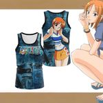One Piece - Nami New Style Unisex 3D Tank Top