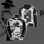 One Piece Ace - Start Living Before U Start Dying New Unisex 3D Hoodie