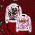 High School DxD - Characters New Style Zip Up Hoodie