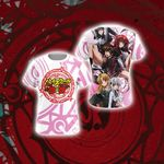 High School DxD - Characters New Style Unisex 3D T-shirt