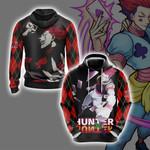 Hunter x Hunter Hisoka New Version Unisex 3D Hoodie