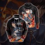 Fullmetal Alchemist Roy Mustang New Look 3D Hoodie