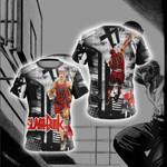Slam Dunk New Style Unisex 3D T-shirt