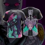 Jojo's Bizarre adventure - Killer Queen Unisex 3D T-shirt