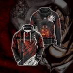 Hellsing Alucard New Version Unisex 3D Hoodie