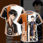 Haikyuu!! - Kageyama Tobio Unisex 3D T-shirt