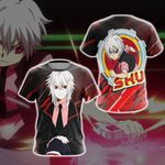 Beyblade Shu 3D T-shirt