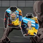 One Punch Man Gym New Style Unisex 3D Hoodie