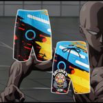 One Punch Man Gym New Style Beach Shorts