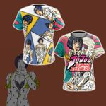 Jojo's Bizarre Adventure - Bruno Bucciarati  Unisex 3D T-shirt