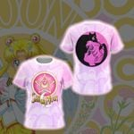Sailor Moon New Version 3D T-shirt