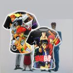 Yu Yu Hakusho -  Team Urameshi Unisex 3D T-shirt