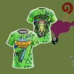 Digimon Master Sincerity Unisex 3D T-shirt