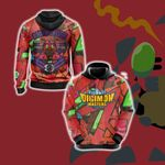 Digimon Master Knowledge Unisex 3D Hoodie