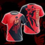 Cowboy Bebop New Version 1 Unisex 3D T-shirt