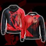 Cowboy Bebop New Version 1 Zip Up Hoodie