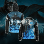 Magic: The Gathering Jace Unisex Zip Up Hoodie