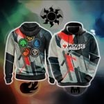 Magic: The Gathering Jace New Unisex 3D Hoodie