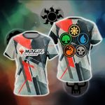 Magic: The Gathering Jace New Unisex 3D T-shirt