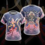 Sailor Moon New Version 2 Unisex 3D T-shirt
