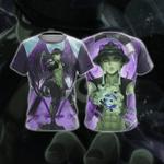 Hunter x Hunter - Meruem Unisex 3D T-shirt