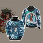 Spirited Away New Style Unisex 3D Hoodie