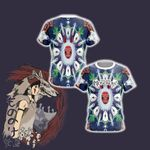 Princess Mononoke New Style Unisex 3D T-shirt