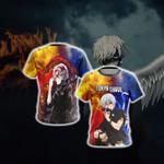 Tokyo Ghoul - Kaneki Ken New Style Unisex 3D T-shirt