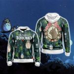 My Neighbor Totoro New Style Unisex Zip Up Hoodie