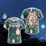 My Neighbor Totoro New Style Unisex 3D T-shirt