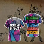 Cowboy Bebop New Unisex 3D T-shirt