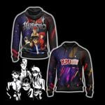Yu Yu Hakusho New Version 2 Unisex Zip Up Hoodie