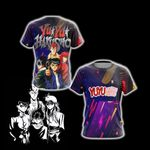 Yu Yu Hakusho New Version 2 Unisex 3D T-shirt