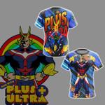My Hero Academia - Plus Ultra Unisex 3D T-shirt