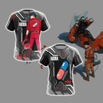 Akira New Unisex 3D T-shirt