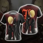Death Note - Mello Unisex 3D T-shirt