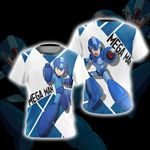 Mega Man New Version Unisex 3D T-shirt
