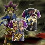 Yugioh Unisex 3D T-shirt